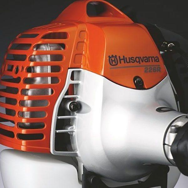 Máy cắt cỏ cầm thay Husqvarna 226R nhập khẩu trực tiếp Nhật