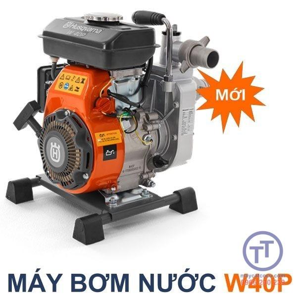 Máy bơm nước Husq W40P số 6