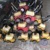 Máy cắt cỏ Robin 351, 411 hàng nghĩa địa số 1