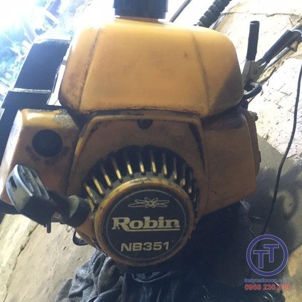 Máy cắt cỏ Robin 351 mủ hàng nghĩa địa 98% số 6