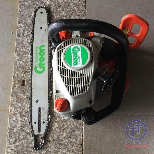 Máy cưa xích tay cụt KIORITZ Green GC31 số 5