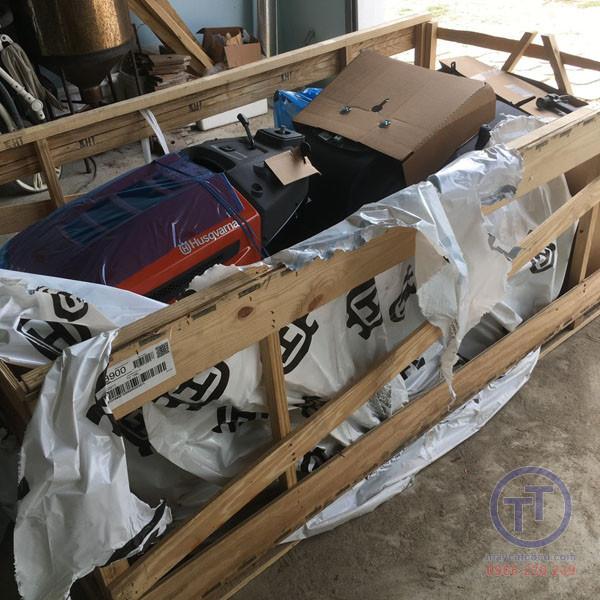 Máy cắt cỏ Husqvarna TC138L New 1