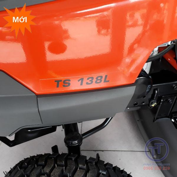 Máy cắt cỏ ngồi lái TS138L số 11